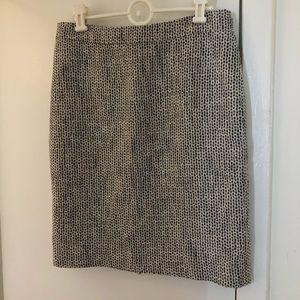 J. Crew knit pencil skirt - 6 - EUC